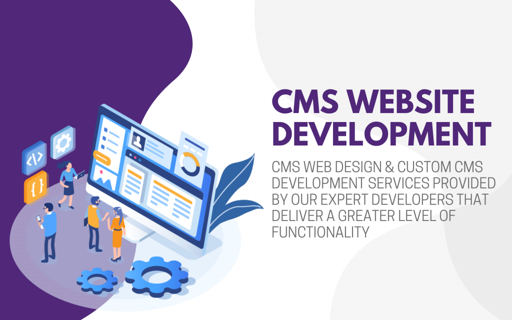The Need For CMS Web Application Development