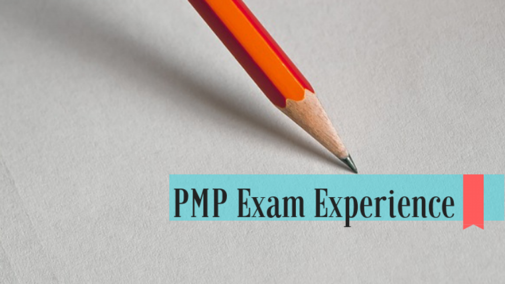 pmp-exam-experience