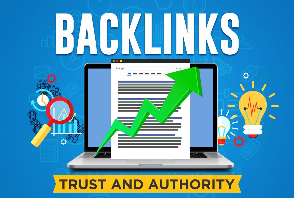 Backlinks on Local SEO