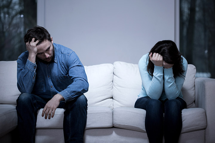 Stress-In-Relationship